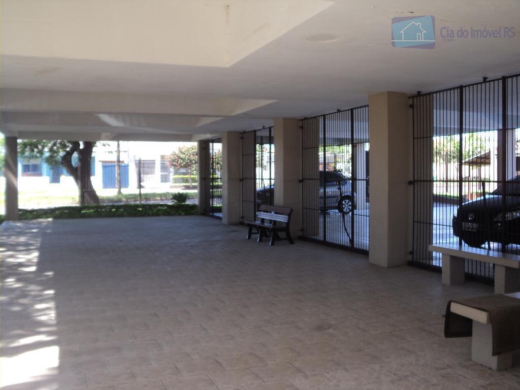 excelente apartamento com 01 dormitório, sala com sacada, banheiro, cozinha , área de serviço, com uma...