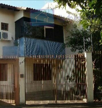 Casa residencial para locação, Jardim Floresta, Porto Alegre.
