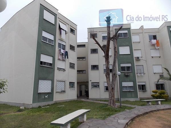 Apartamento residencial para venda e locação, Protásio Alves, Porto Alegre.