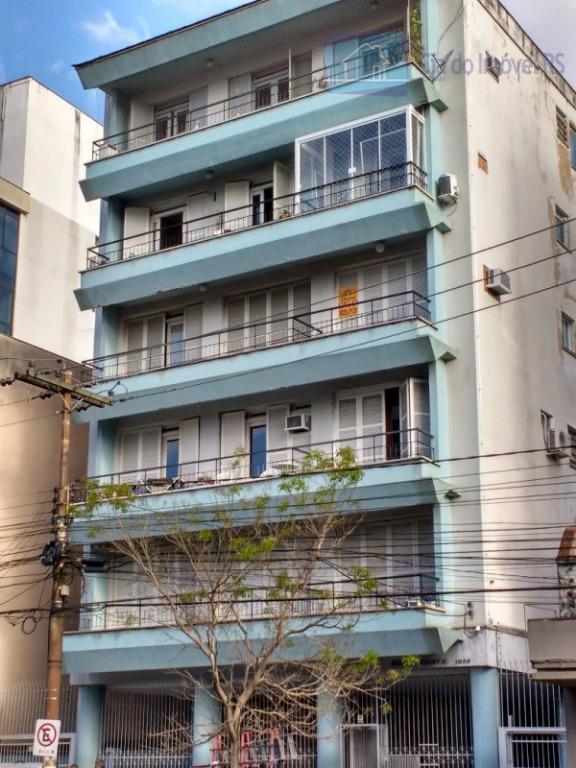 Apartamento residencial para locação, Floresta, Porto Alegre.