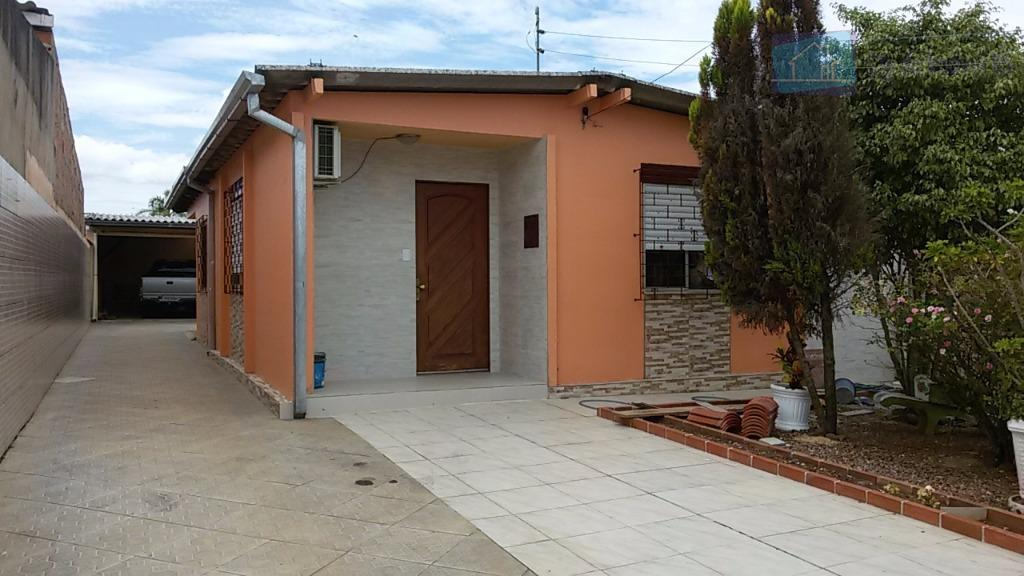 Casa residencial à venda, Parque Granja Esperança, Cachoeirinha.