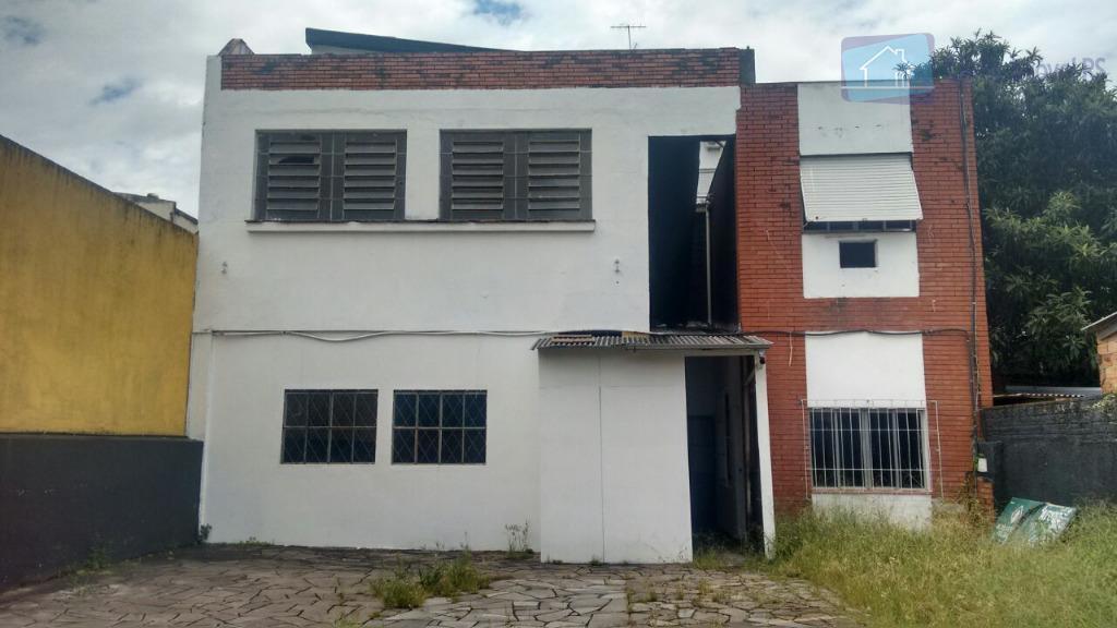 Prédio comercial para locação, Passo da Areia, Porto Alegre.