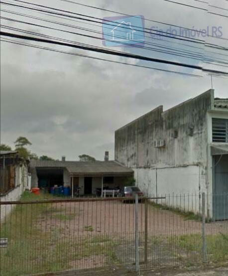 Terreno comercial para locação, Jardim São Pedro, Porto Alegre.