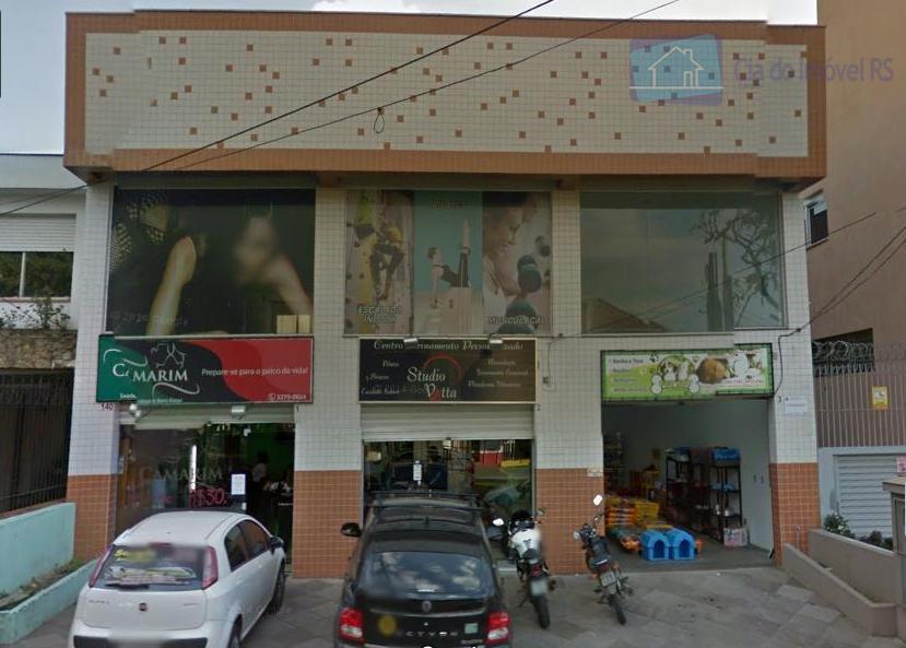 Loja comercial para locação, São Sebastião, Porto Alegre.