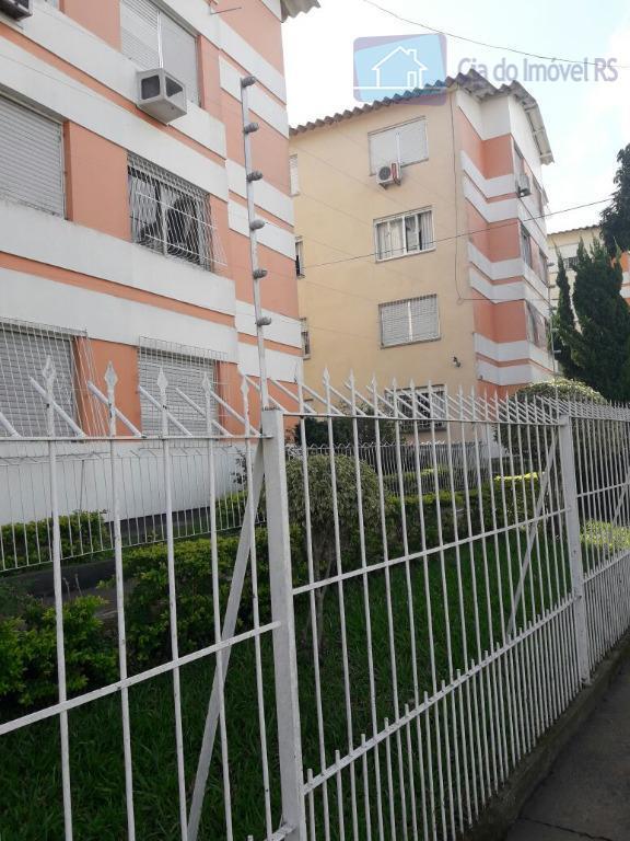 excelente apartamento com 01 dormitório terreo,sala,cozinha,área de serviço,parada de onibus e lotação na frente.ligue (51) 3341.8626...