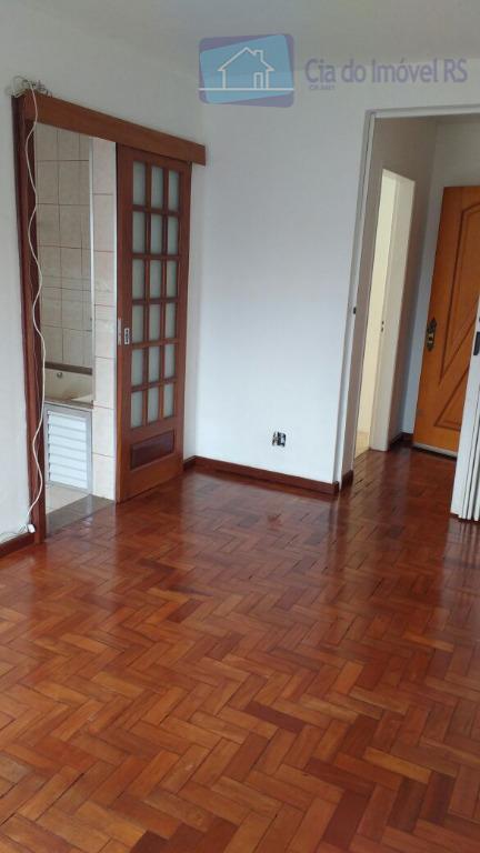 excelente apartamento com 01dormitório,sala,cozinha,banheiro com banheira,área de serviço,prédio seguro.ligue (51) 3341.8626 e agende sua visita, mais...