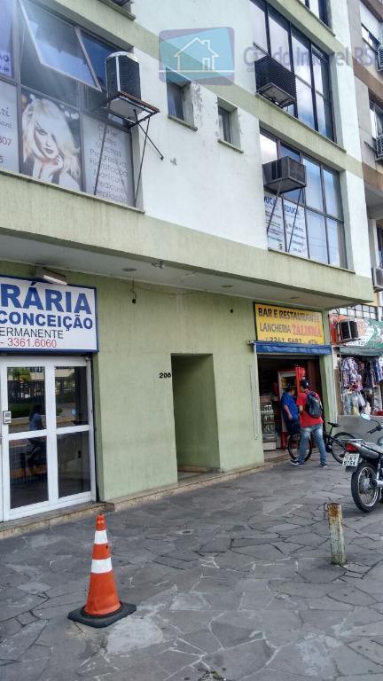 Sala comercial para venda e locação, Cristo Redentor, Porto Alegre.
