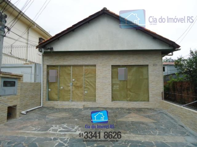 excelente casa comercial com 40m², sala, banheiro social, vagas de garagem para 3 carros e piso...