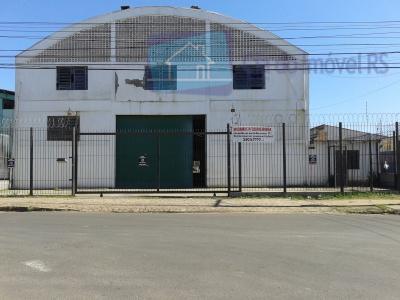 Galpão comercial para locação, Navegantes, Porto Alegre.