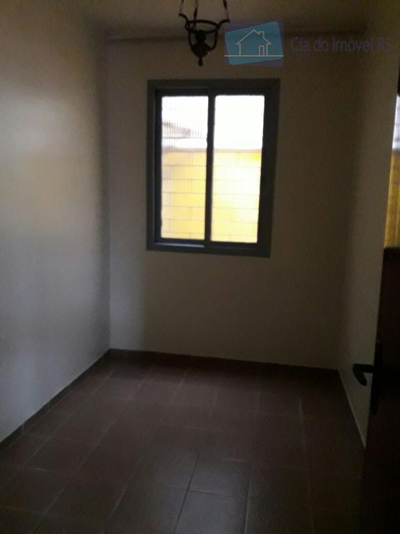 excelente apartamento tèrreo com 02 dormitórios,sala,cozinha,churrasqueira,banheiro,área de serviços,01 vaga de garagem.ligue (51) 3341.8626 e agende sua...