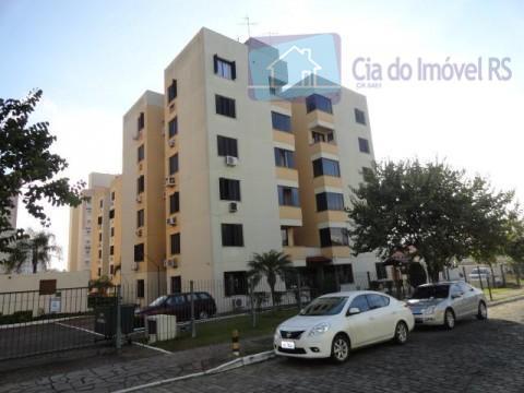 excelente apartamento amplo, térreo, com 02 dormitórios, sala com sacada, cozinha com área de serviço integrada,...