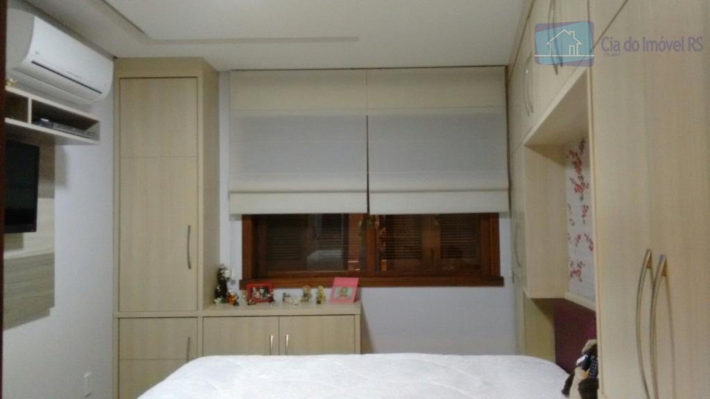 excelente apartamento com 93m²,03 dormitórios,sala ampla,cozinha americana ,churrasqueira,banheiro,area de serviço,03 vagas de garagem cobertas.ligue (51) 3341.8626...