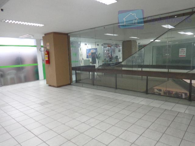 excelente sala no centro comercial empo center com 10m², 2º andar, com ampla circulação de pessoas...
