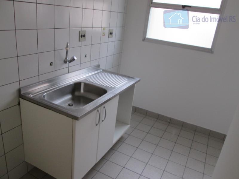 excelente apartamento com 02 dormitórios, sala com sacada com churrasqueira, cozinha , área de serviço, banheiro...