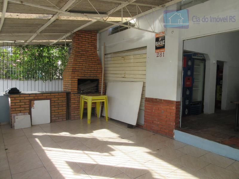 Loja comercial para locação, Santa Maria Goretti, Porto Alegre.