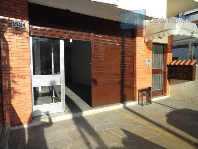 Loja comercial para locação, Vila Ipiranga, Porto Alegre.