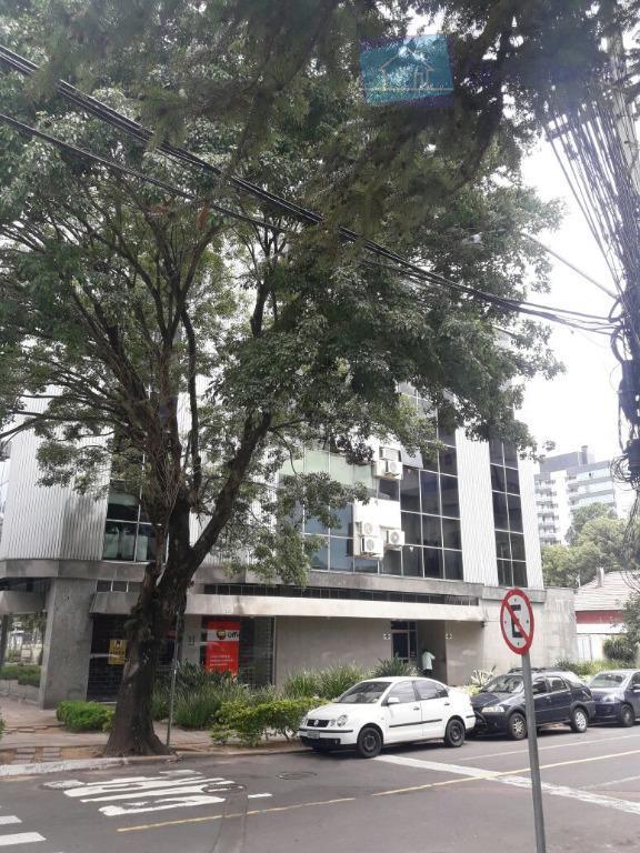 Sala comercial para locação, Auxiliadora, Porto Alegre.