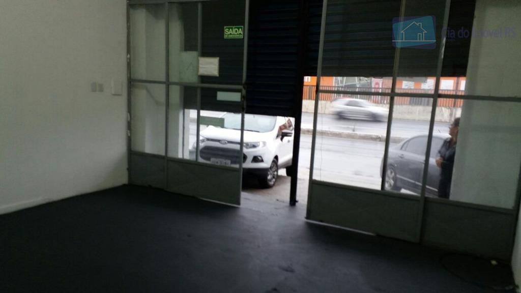 Loja comercial para locação, Centro, Canoas - LO0087.