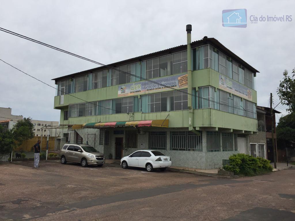 Prédio comercial para venda e locação, Costa e Silva, Porto Alegre.
