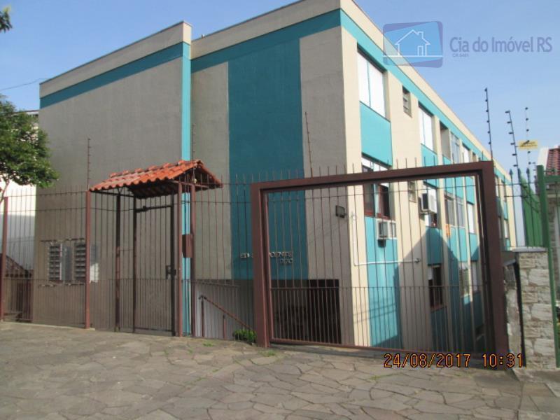 Apartamento residencial para locação, Jardim Floresta, Porto Alegre.