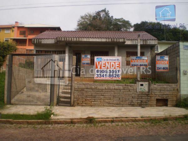Casa residencial à venda, Rubem Berta, Porto Alegre.
