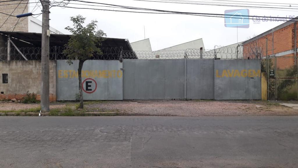 Terreno comercial para venda e locação, Navegantes, Porto Alegre.