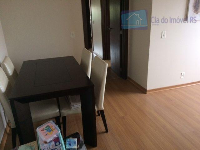 excelente apartamento semi-mobiliado c/ 03 dormitórios, sendo 01 suíte, banheiro, churrasqueira, ar condicionado, sala com rack...