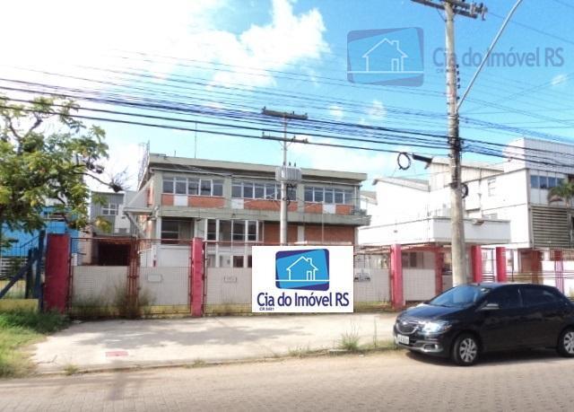Galpão comercial para locação, São João, Porto Alegre.