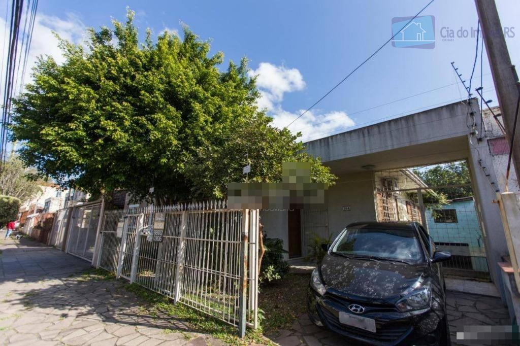 Casa residencial para locação, Jardim São Pedro, Porto Alegre.