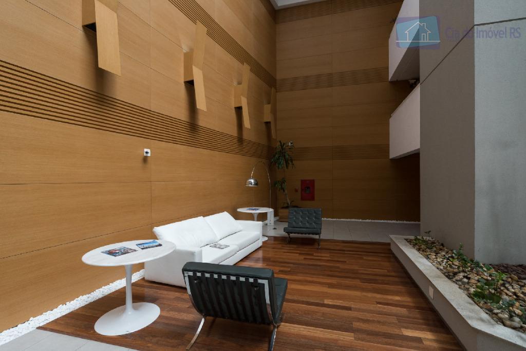 excelente 01 dorm. mobiliado ao lado do iguatemi apartamento novo, mobiliado, excelente localização, 01 suíte, living...