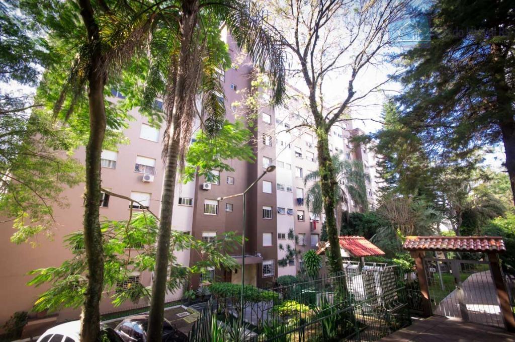 partamento com 2 dormitórios, 1 vaga coberta rotativa, área privativa de 56 m², em prédio com...