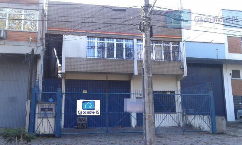Galpão comercial para venda e locação, Navegantes, Porto Alegre.