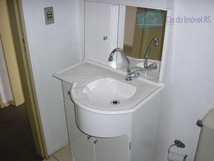 excelente apartamento com 02 dormitórios,sala com sacada,cozinha,banheiro,área de serviço,01 vaga de garagem.ligue (51) 3341.8626 e agende...