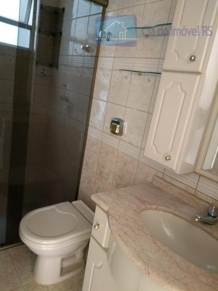 excelente apartamento com 01 dormitório,sala,sacada,cozinha,banheiro,área de serviços,01 vaga de garagem coberta.ligue (51) 3341.8626 e agende sua...