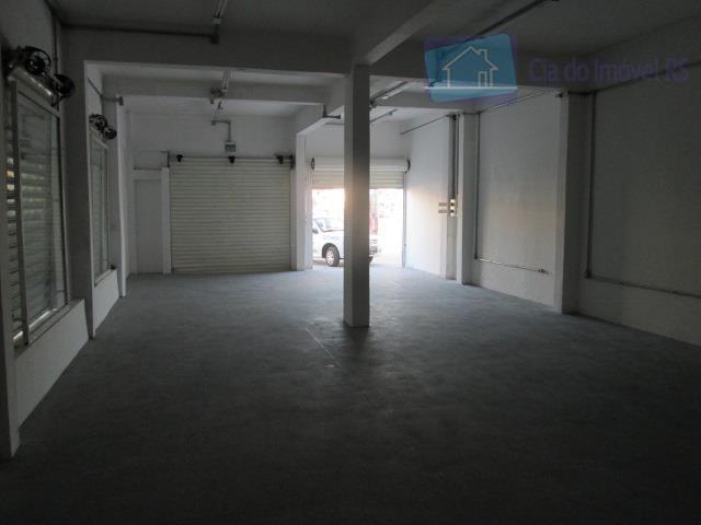 excelente loja com 140m²,ótima localização,02 banheiros.ligue (51) 3341.8626 e agende sua visita, mais opções em www.ciadoimovelrs.com.bratendimento...