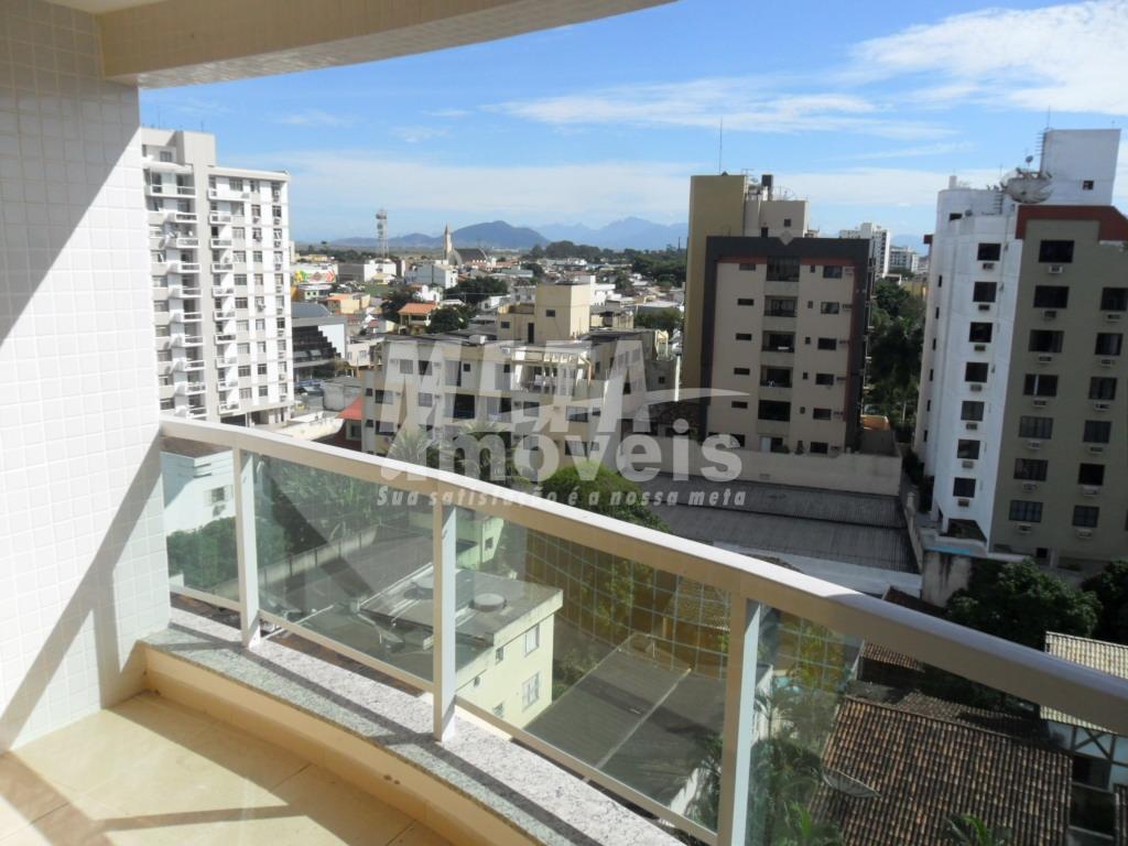 Apartamento residencial à venda, Centro, Campos dos Goytacazes - AP0036.