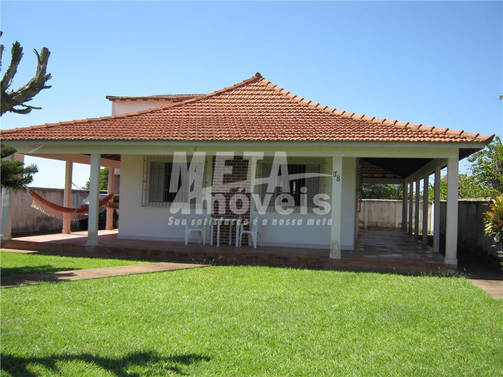 Casa com 3 dormitórios à venda, 202 m² por R$ 280.000 - Grussaí - São João da Barra/RJ