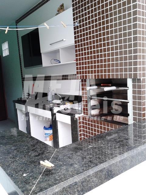Casa com 3 dormitórios à venda, 120 m² por R$ 370.000,00 - Parque Varanda do Visconde - Campos dos Goytacazes/RJ