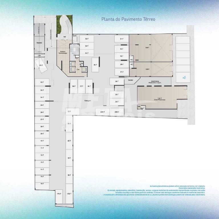 pleno - um estilo de vida!apartamentos de 2 e 3 quartos, com suíte, lazer completo e...