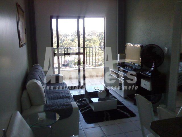 Apartamento com 1 dormitório à venda, 48 m² por R$ 200.000 - Centro - Campos dos Goytacazes/RJ