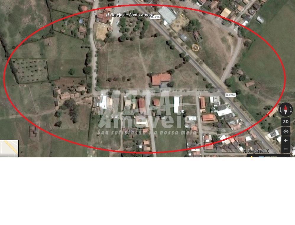 Terreno residencial à venda, Parque Santo Amaro, Campos dos Goytacazes.