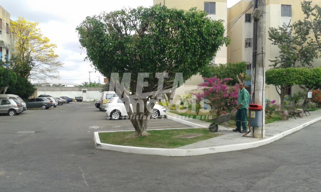 Apartamento residencial para venda e locação, Parque Califórnia, Campos dos Goytacazes - AP0650.