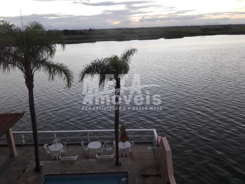 Pousada com 9 dormitórios à venda, 800 m² por R$ 799.000,00 - Atafona - São João da Barra/RJ