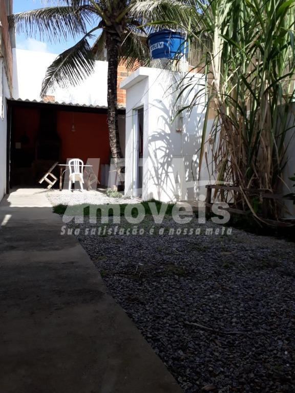Casa com 3 dormitórios à venda, 120 m² por R$ 220.000 - Grussaí - São João da Barra/RJ
