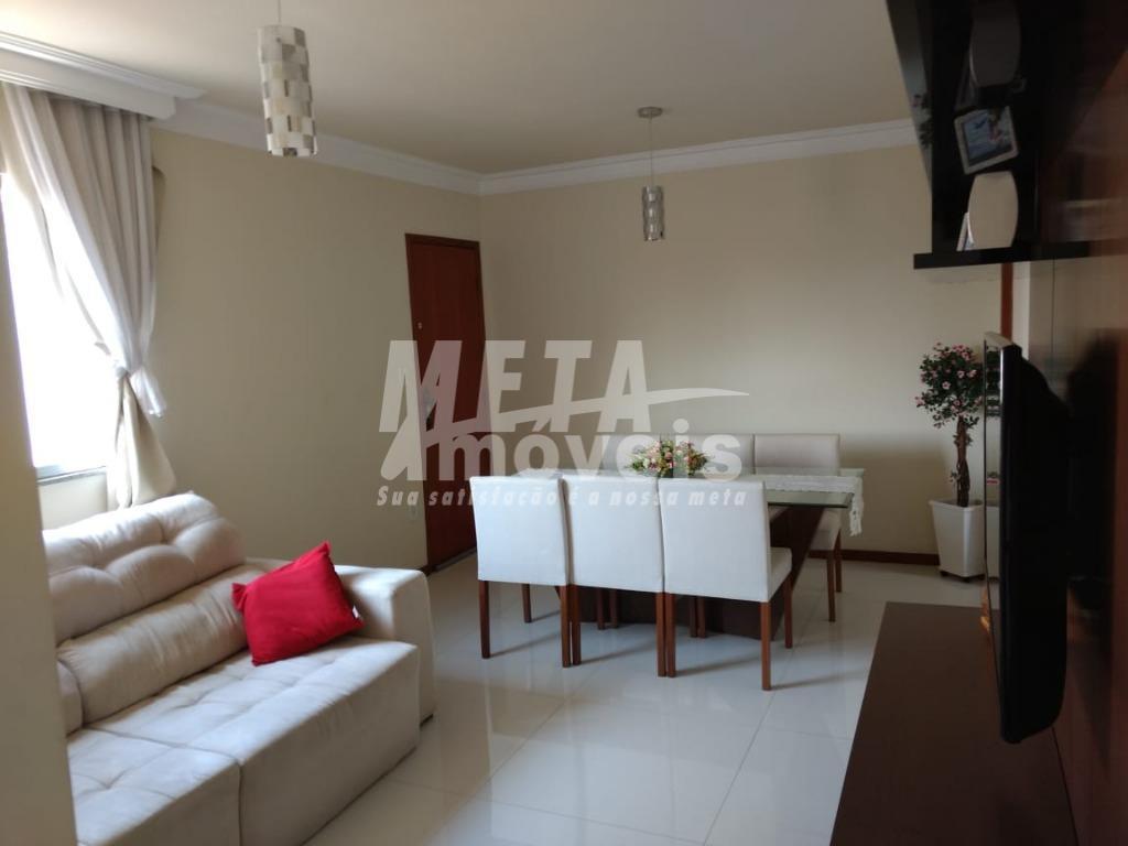 Apartamento residencial à venda, Parque Turf Club, Campos dos Goytacazes - AP0816.