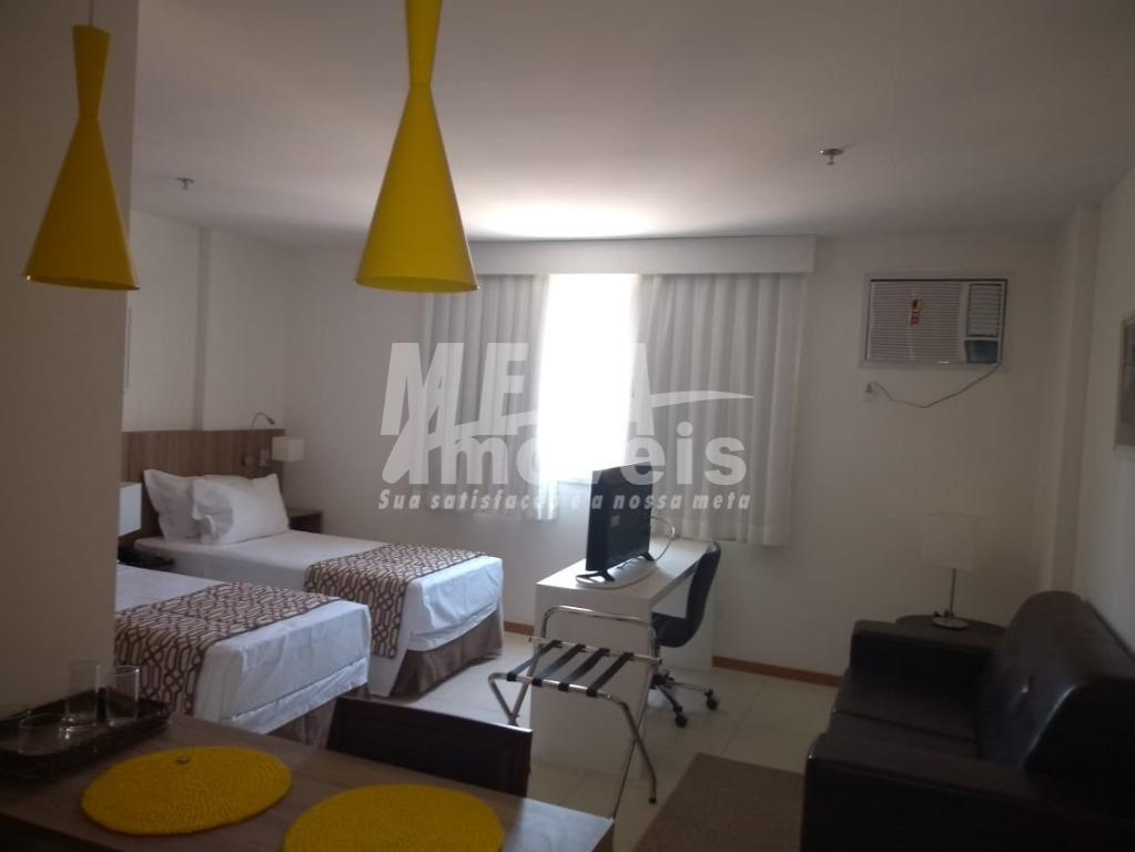 Apartamento com 1 dormitório à venda, 30 m² por R$ 240.000 - Centro - Campos dos Goytacazes/RJ
