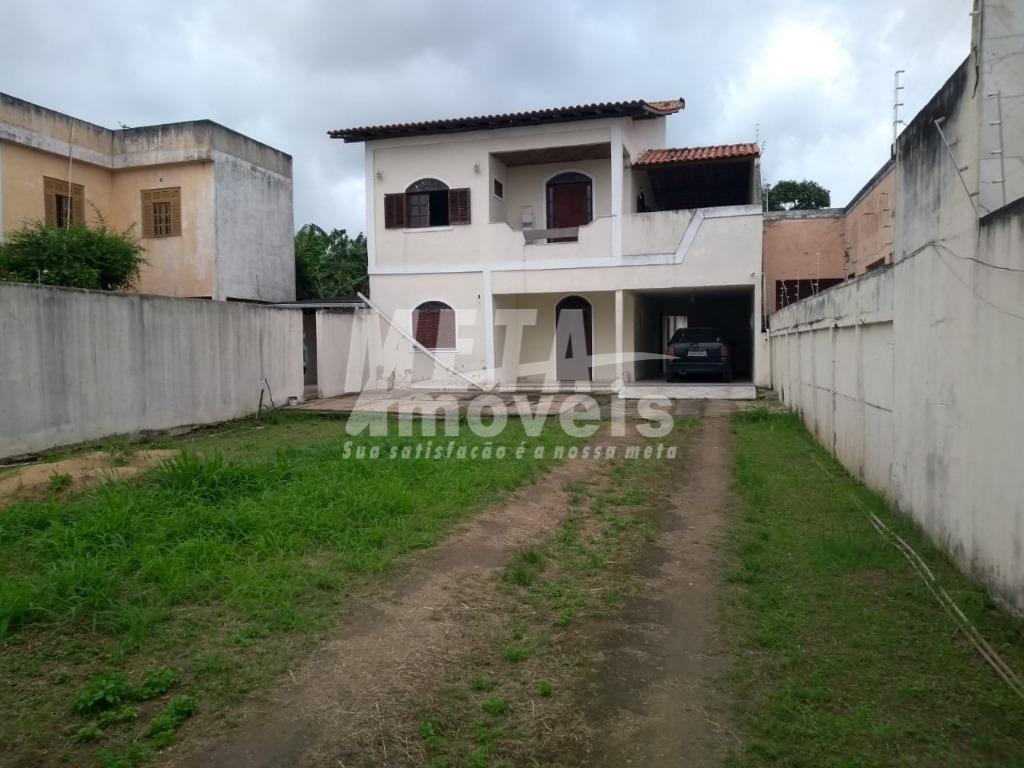 Casa com 5 dormitórios à venda, 146 m² por R$ 500.000  Rua Cardoso Moreira, 264 - Parque Turf Club - Campos dos Goytacazes/RJ