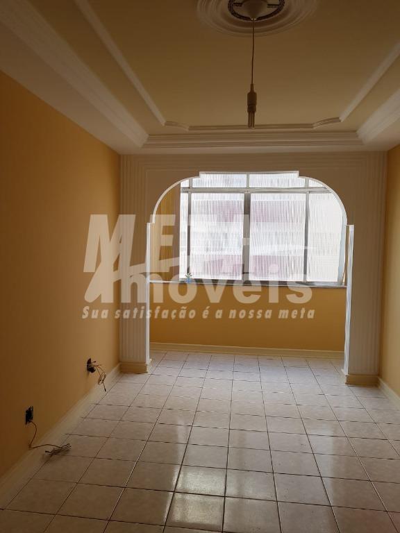 Apartamento com 2 dormitórios à venda, 78 m² por R$ 285.000 - Centro - Campos dos Goytacazes/RJ