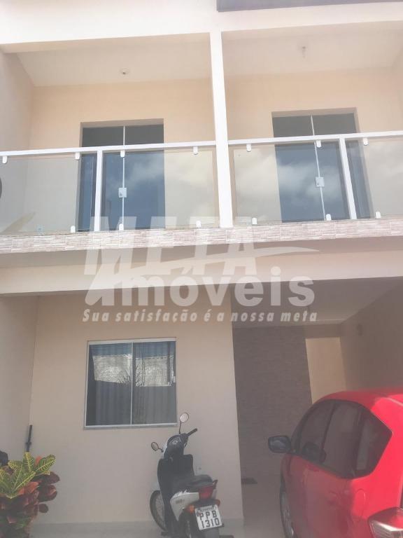 Casa com 3 dormitórios à venda, 110 m² por R$ 325.000 - Parque Jóquei Club - Campos dos Goytacazes/RJ