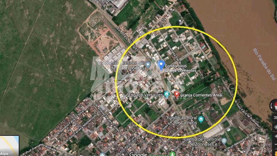 Terreno à venda, 630 m² por R$ 200 - Parque Pecuária - Campos dos Goytacazes/RJ